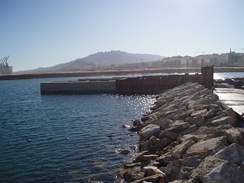 Ampliación Puerto Garrucha